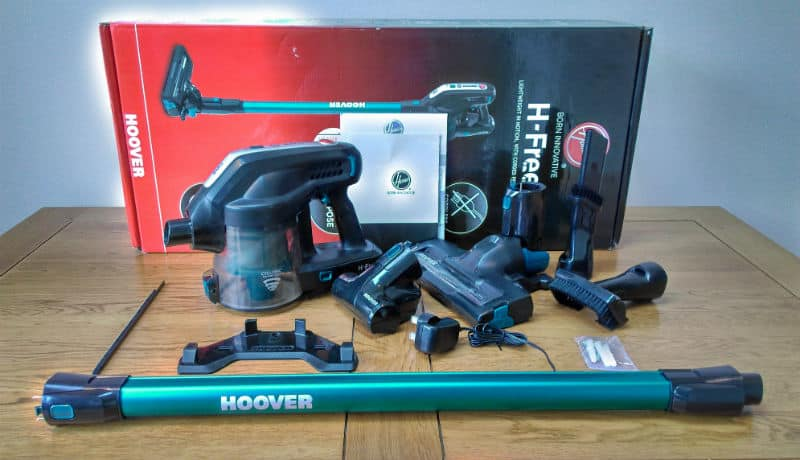 Hoover Freedom 3 in 1 Cordless Stick Vacuum Cleaner UK
