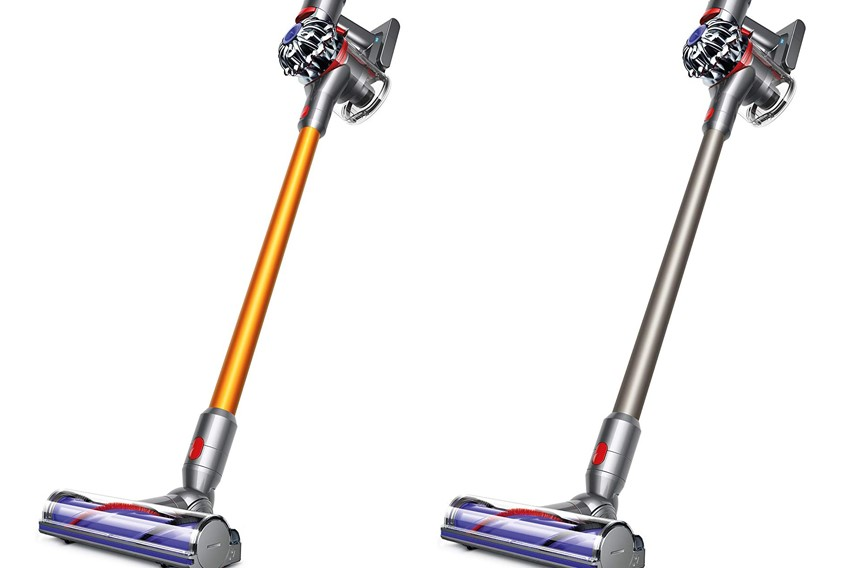Dyson V8 Absolute and Dyson V8 Animal Vacuum Cleaner UK